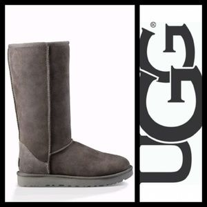 UGG Classic Tall Boots 5815 Gray
